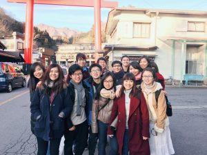 December Event 2016: SSAJ Winter Trip