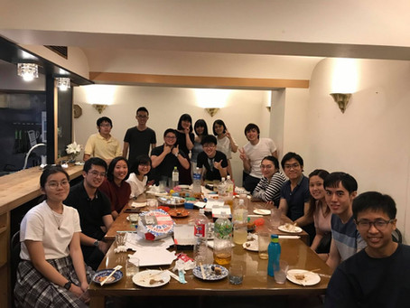 September Event 2019: Mid-Autumn Welcome Party