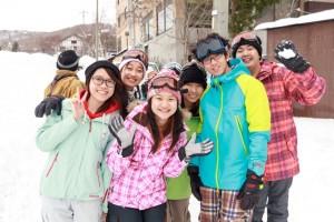 SSAJ Winter Trip 2014