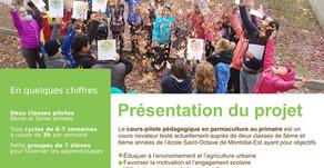 La Permaculture au Primaire : C3P