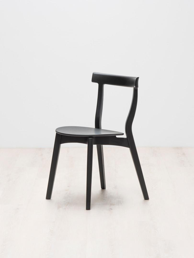 霧黑梣/木椅面