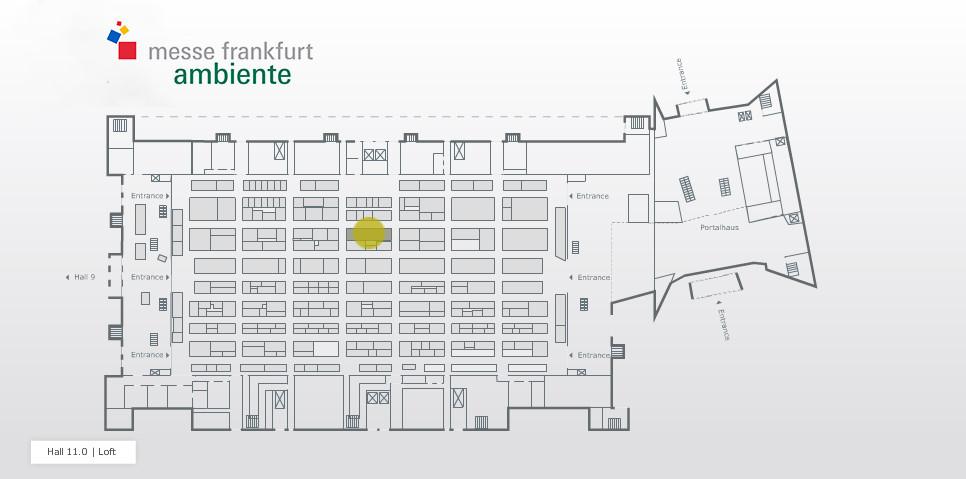 2017 ambiente Frankfurt