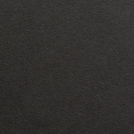 苯染石黑色牛革軟墊