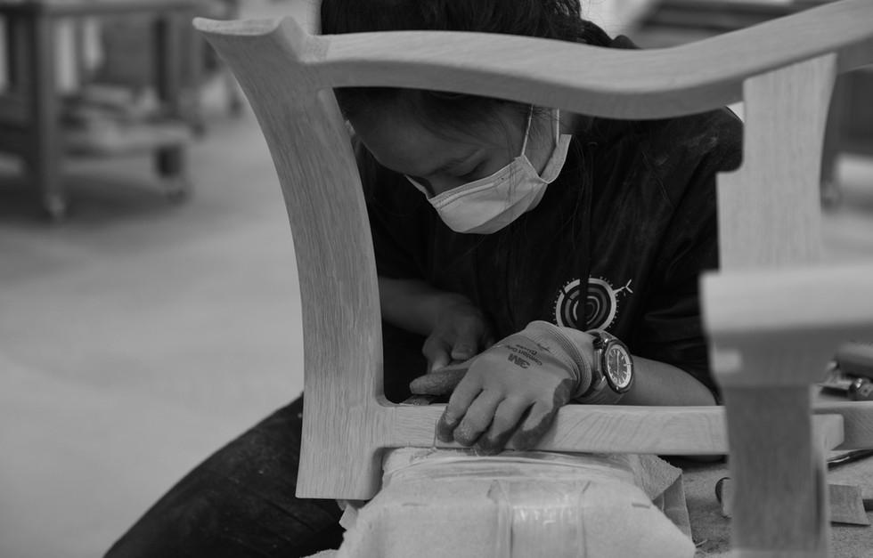 塑形,研磨,造就從頭到腳的順暢曲線