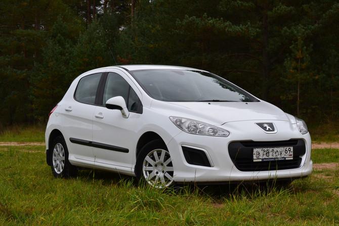 Peugeot 308 2012