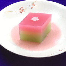 弥生の和菓子例