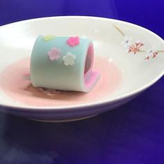卯月の和菓子例