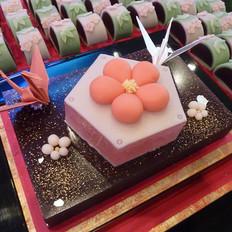 伝統の松竹梅の入刀.jpg