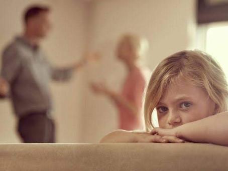 Como os conflitos de casal podem impactar nos filhos?