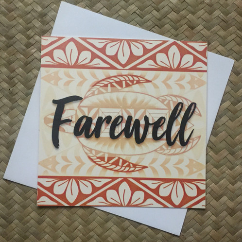 Farewell polynesian cards nesian phresh designs inspired by samoan siapo and tongan ngatu m4hsunfo