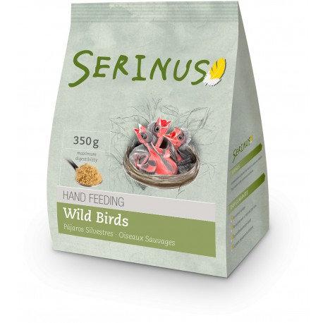 Papilla serinus silvestres 350 gr