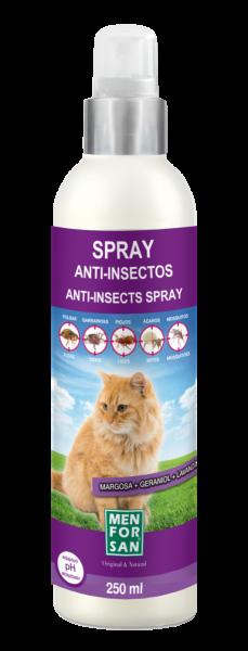 Spray anti-insectos