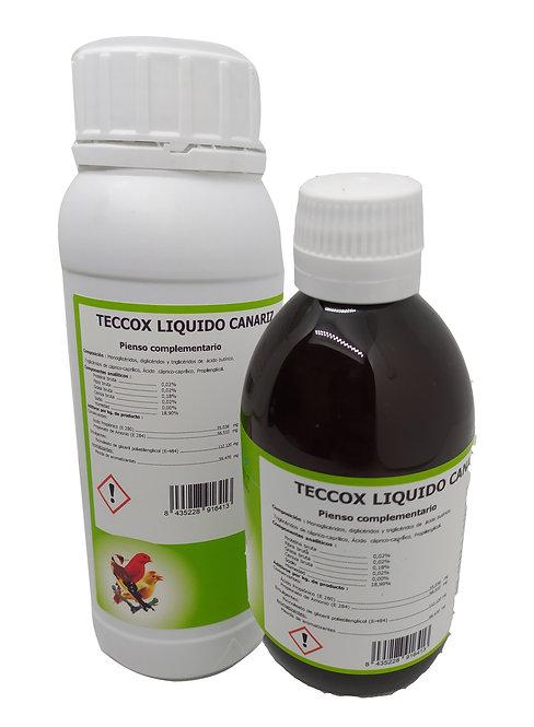 Teccox liquido Canariz 500 ml