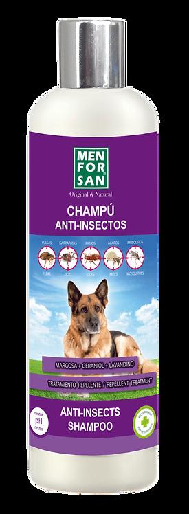 Spray anti-insectos con margosa,geraniol y lavandino