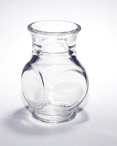 Bebedero cristal malagueño angular