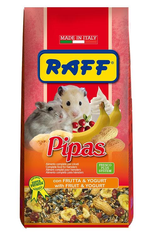 Raff - Pipas 800gr