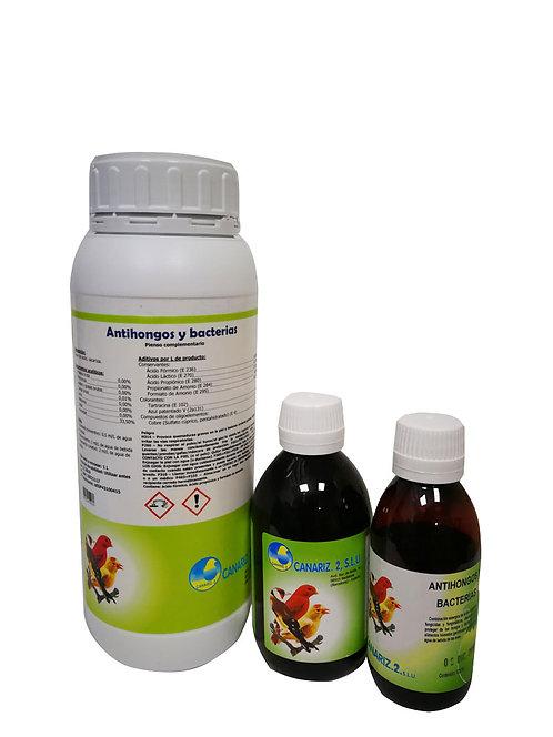 Antihongos y Bacterias 1 Lt.