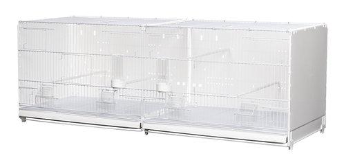 2GR Jaula de cría CORTINA 120x40 cm