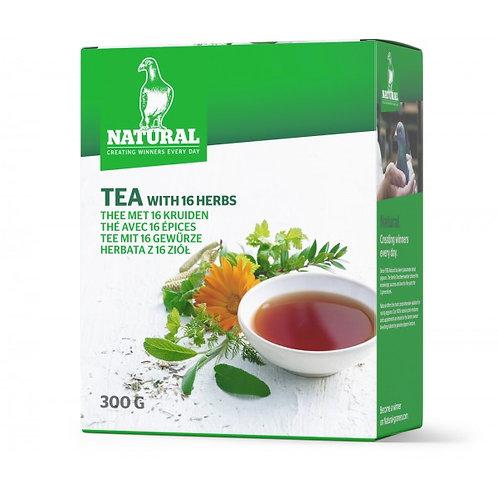 TEA with 16 herbs 300 gr