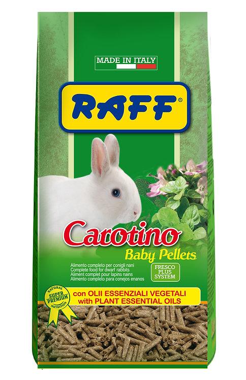 Raff - Carotino Baby pellet 800gr
