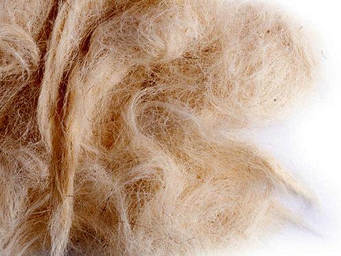 SI - Pelo de cabra blanco 500gr