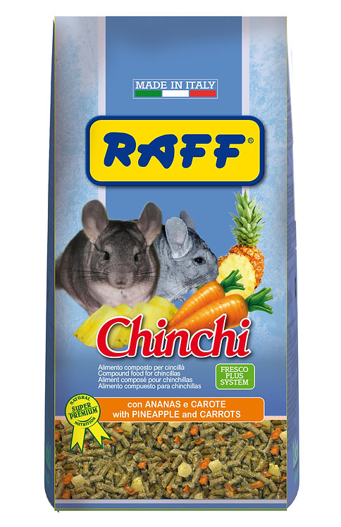 Raff - Chinchi 800gr