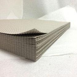 Papel gofrado 18x12,5 cm  (unidad)