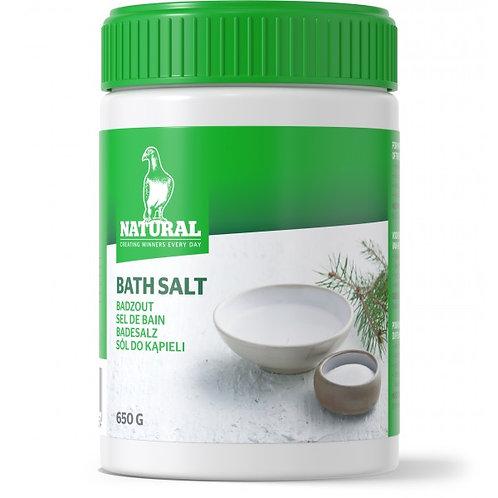 Natural Bath Salt 650 gr