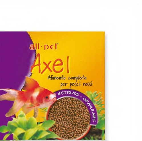 ALL PET - Axel peces 40 gr
