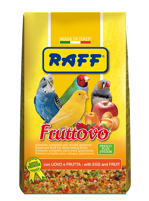 Raff - Frutovo 400gr