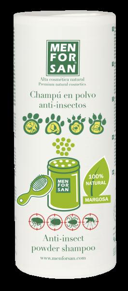 Champú en polvo con repelente de insectos 250 gr