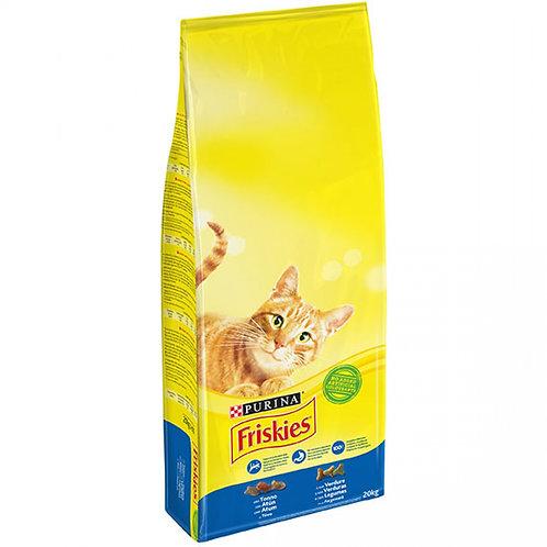 Friskies Gato Conejo+Pollo+Verdura 1,5 kg