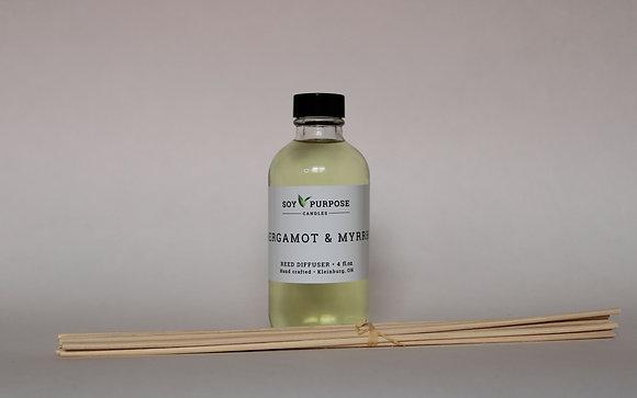Bergamot & Myrrh