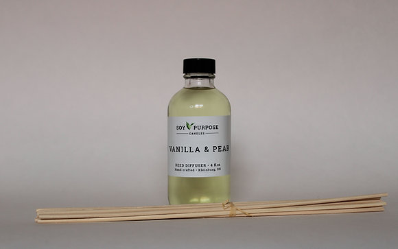 Vanilla & Pear