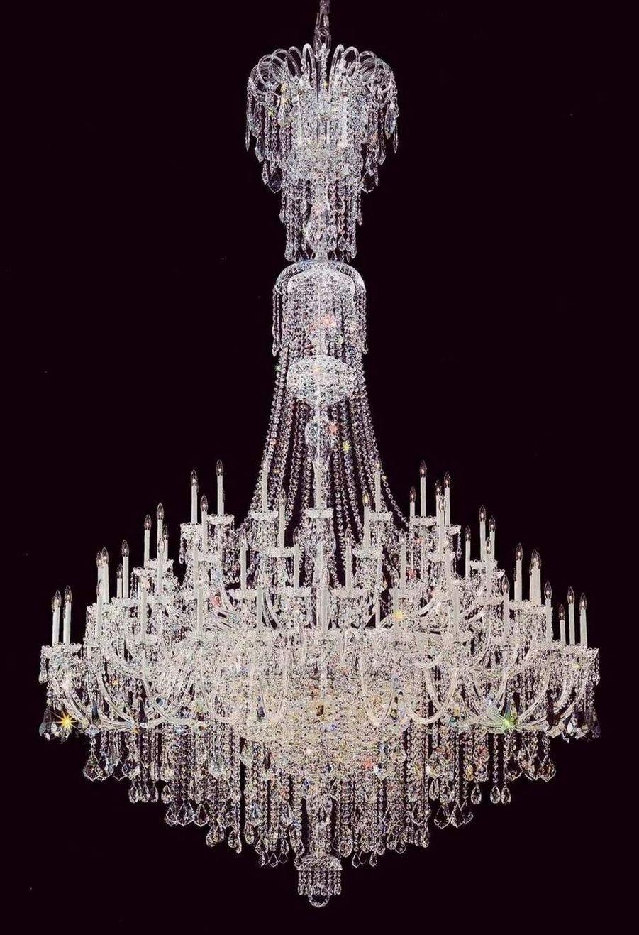 Large Crystal Chandelier Lighting: Antique Chandeliers Lighting Tiffany Windows Large Crystal,Lighting