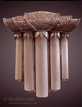 THE BEST DECO SCONCE
