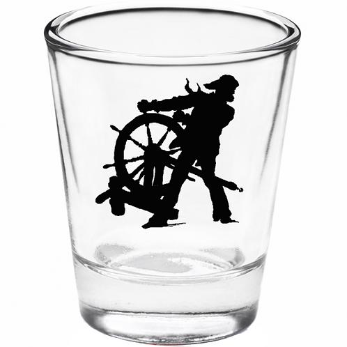 Fathom Shot Glass