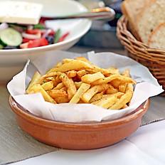 Hand Cut Fried Potatoes