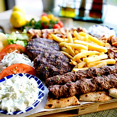 Mixed Meat Platter for Two