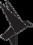 Colibri logo de l'agence d'architecture Nantaise HOZarchiteture