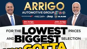 Arrigo Automotive Email