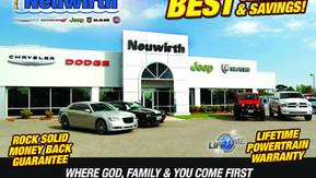 Neuwirth Motors Flyer