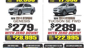 Hyundai of White Plains Print Ad