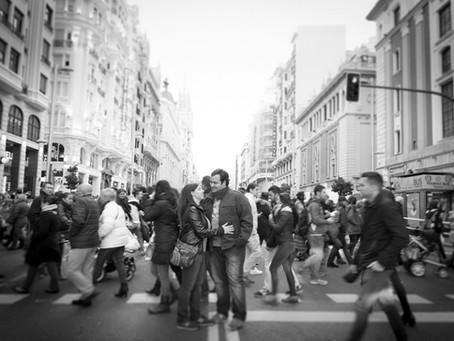 Preboda en Madrid [C + N]