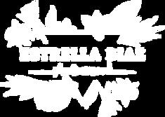 Logo monocromo blanco Fotografo Bodas Ba