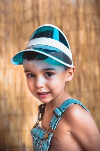 Mini sesión fotográfica infantil en Mérida Badajoz de verano para niños niñas y bebés 08