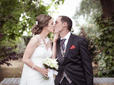 La boda de J + M