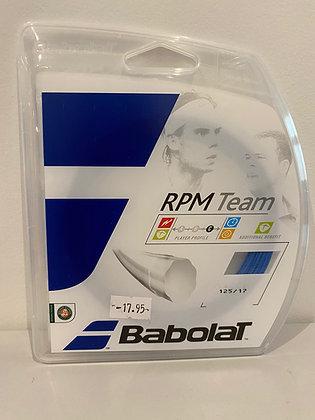 Cordage tennis Babolat RPM TEAM