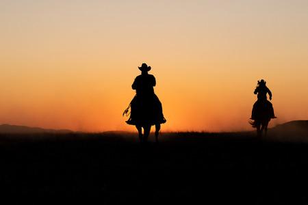 Cowboy Cowgirl