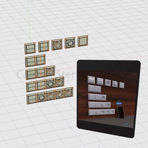 CSM CAD Schalter